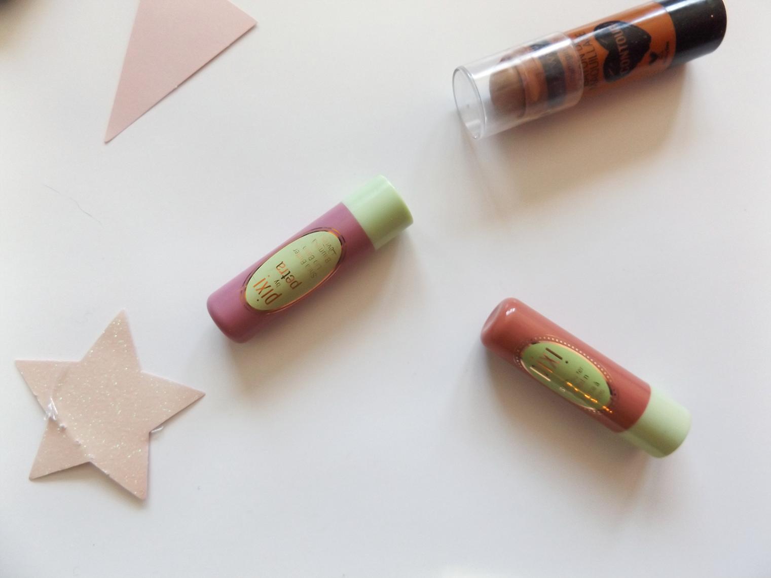 Pixi Tinted lip balm