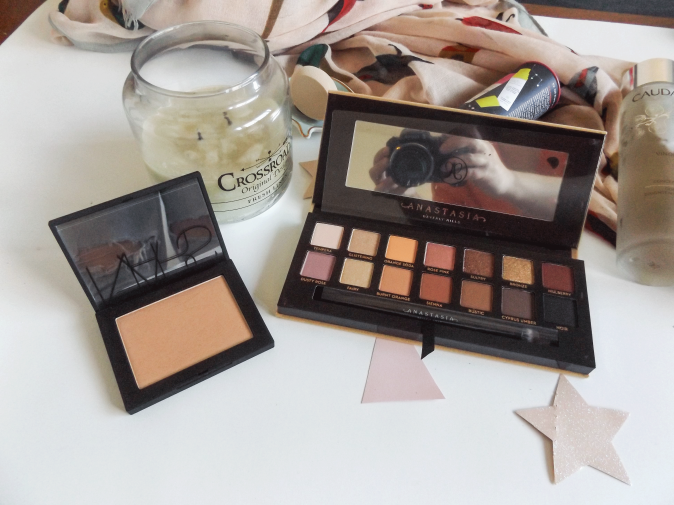 Anastasia soft glam, NARS Fort De France