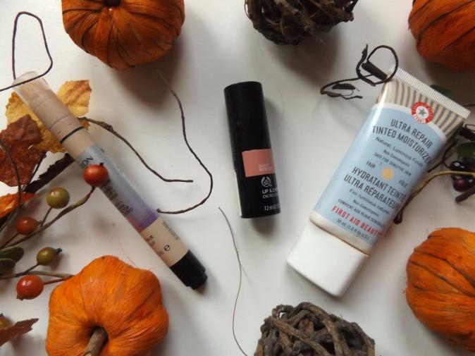 First Aid Beauty Body shop Revlon