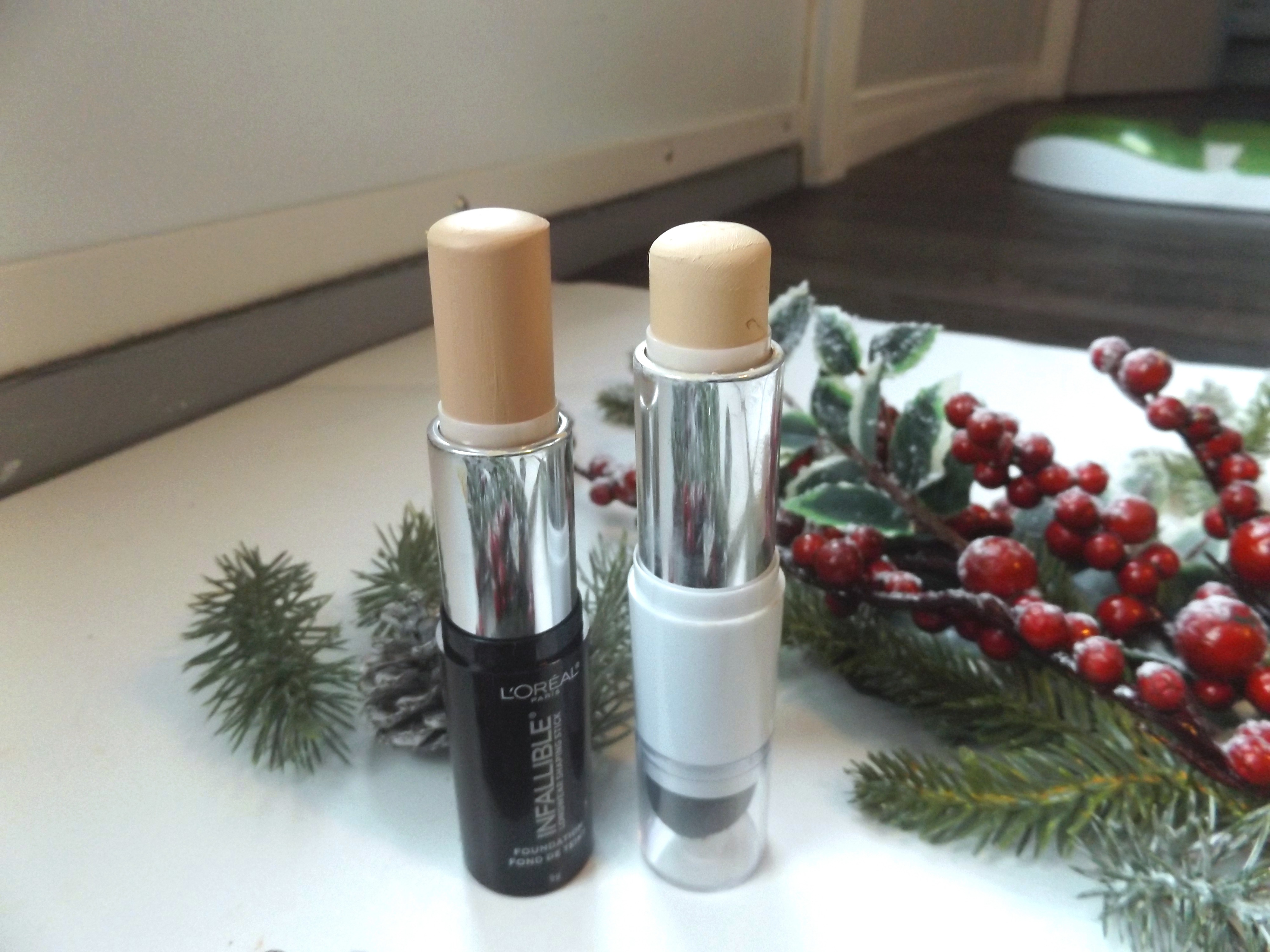 12 Days of Blogging Day 8: L'Oreal Shaping Stick vs