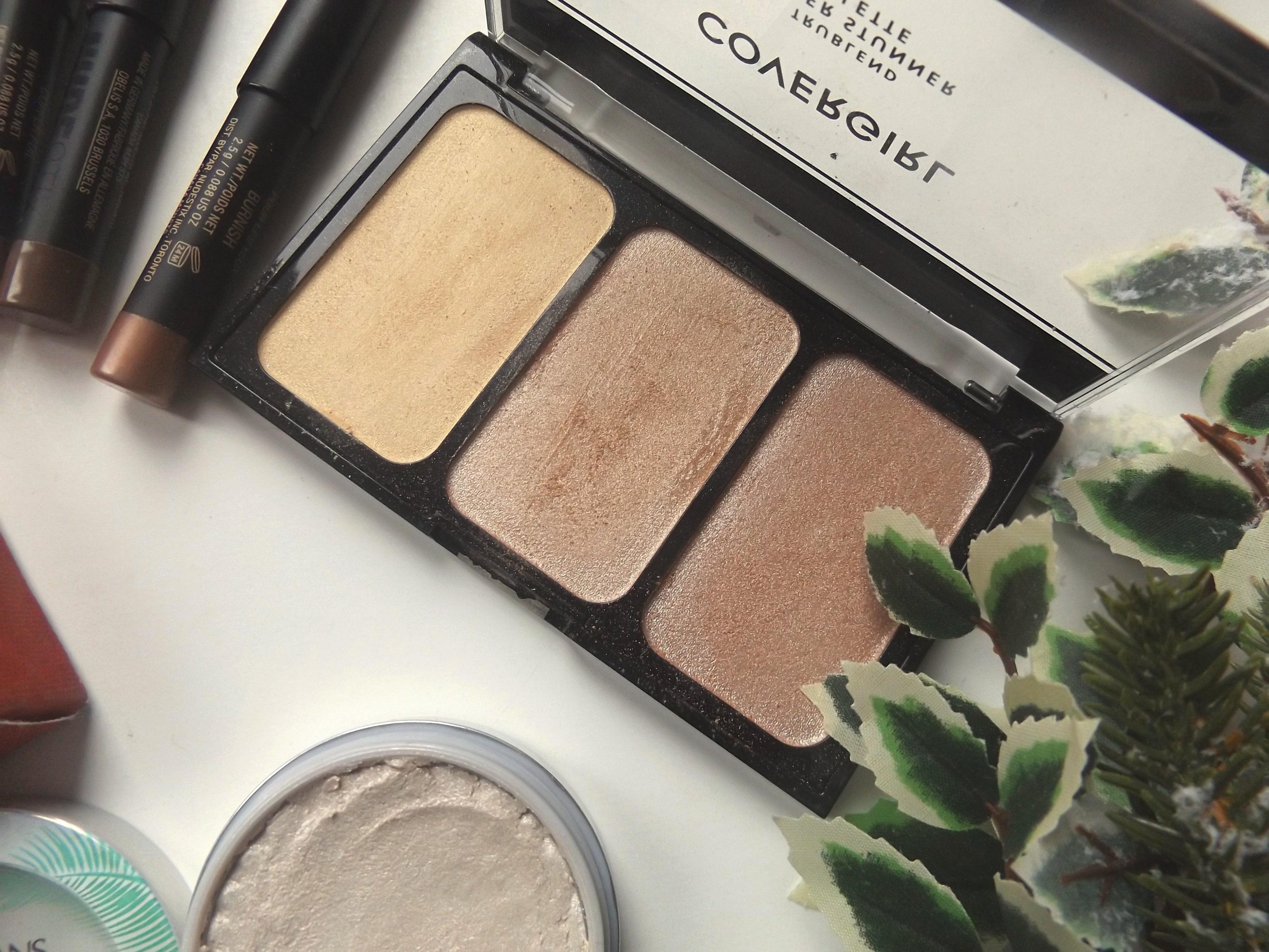Covergirl Palette - open