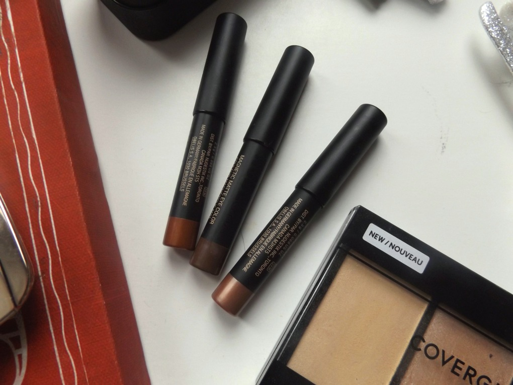 Nudestix Pencils three shades