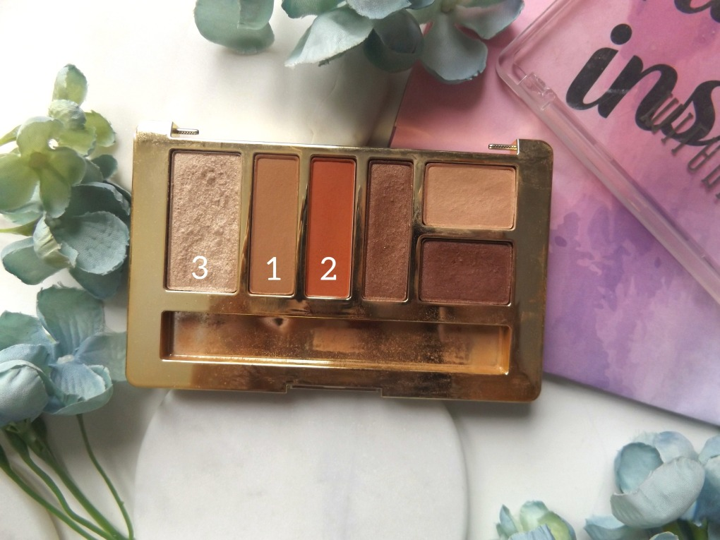 milani earthy elements palette