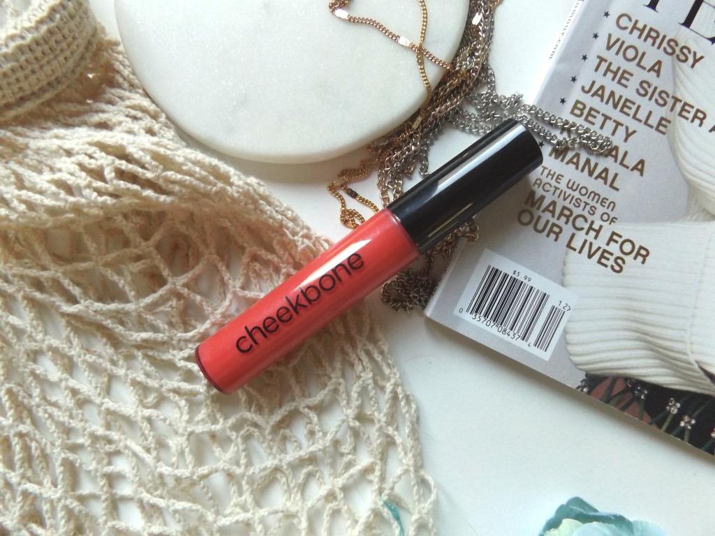 Cheekbone Beauty Lipgloss