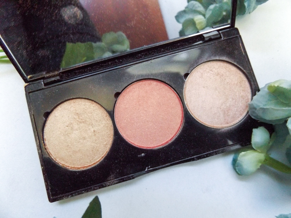 Cheekbone beauty palette
