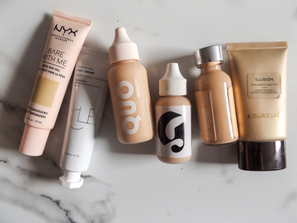 The Best Dupes for Glossier Skin Tint